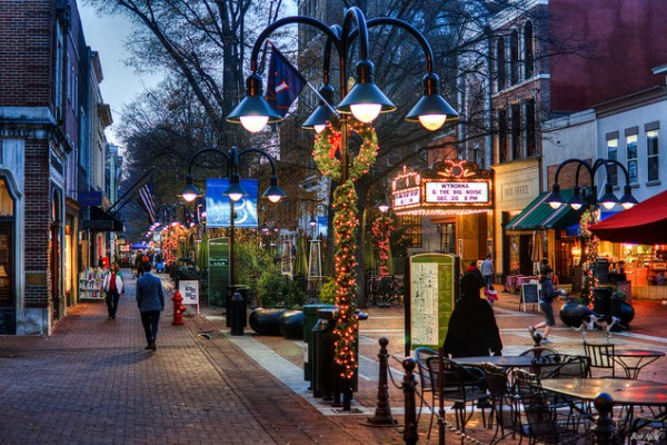 Charlottesville Things to Do