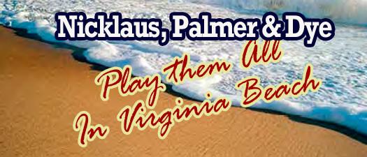Virginia Beach Golf Packages