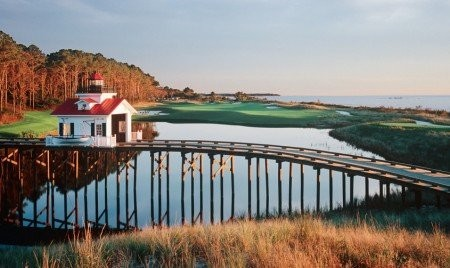 Bay Creeks' Nicklaus Course 5th hole