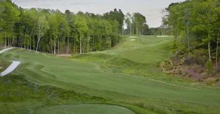Colonial Heritage Golf Club Golf Hole