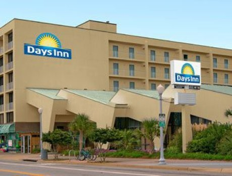 Days Inn Hotel Virginia Beach Oceanfron