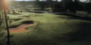 Kiskiack Golf Club 8th hole