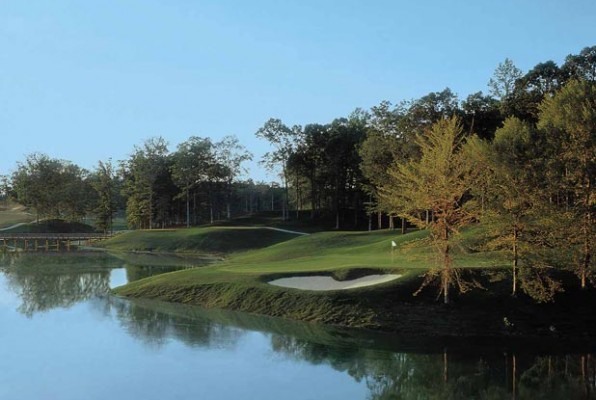 Williamsburg golf packages including Kiskiack Golf Club
