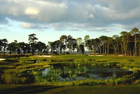 Virginia Golf Packages featuring Bay Creek Nicklaus Course