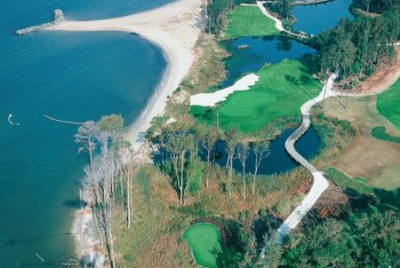 The Palmer Course at Bay Creek