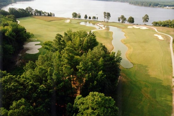 Piankatank Golf Course located near Kilmarnock Virginia