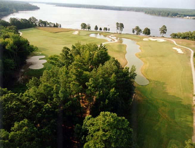 Piankatank Golf Course located near Kilmarnock Virginia