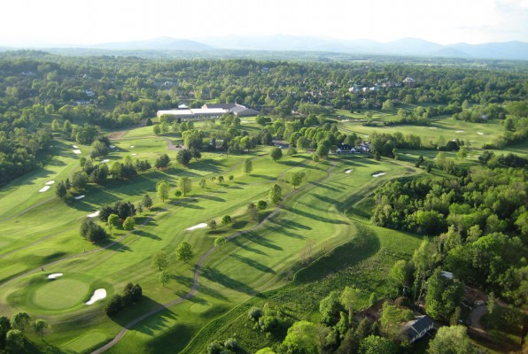 Charlottesville Golf Packages including Birdwood Golf Course