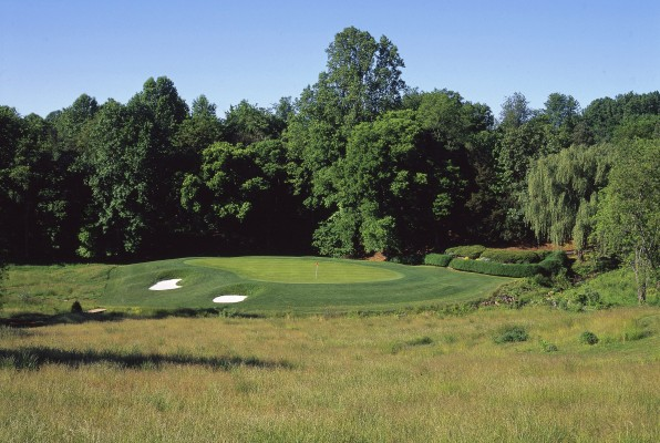 Charlottesville Golf Courses including Birdwood Golf Course