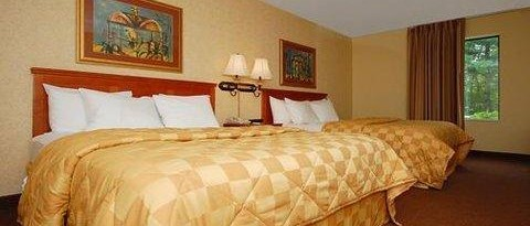 Comfort Inn Monticello Golf Package