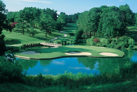 Golden Horseshoe Golf Packages Gold Course