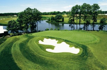 Virginia Golf Courses, King Carter