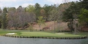 Nansemond River Golf Club 17th hole