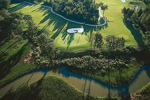 Virginia Golf Courses Riverfront Golf Club