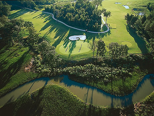 Riverfront Golf Club 11th hole