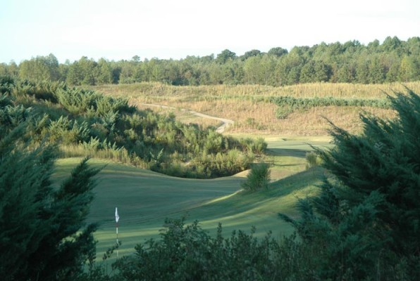 Williamsburg golf courses Royal New Kent