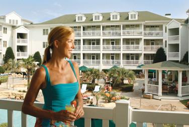 Turtle Cay Resort Balcony