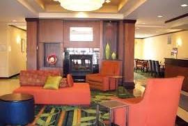 Fairfield Inn Strasburg Lobby