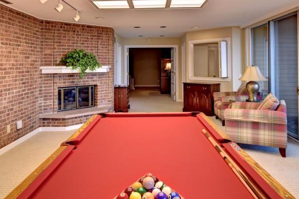 Kingsmill Resort Vacation Home pool table