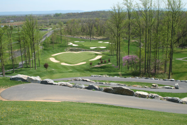Winchester Virginia Golf Courses Rock Harbor