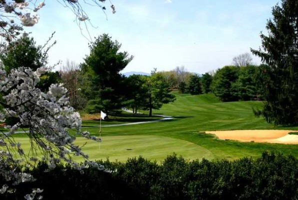 Shenandoah Valley Golf Courses