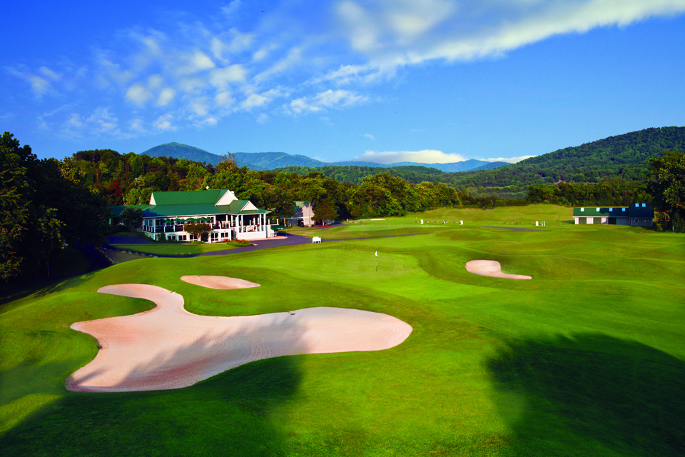 Stoney Creek Golf Course at Wintergreen Resort