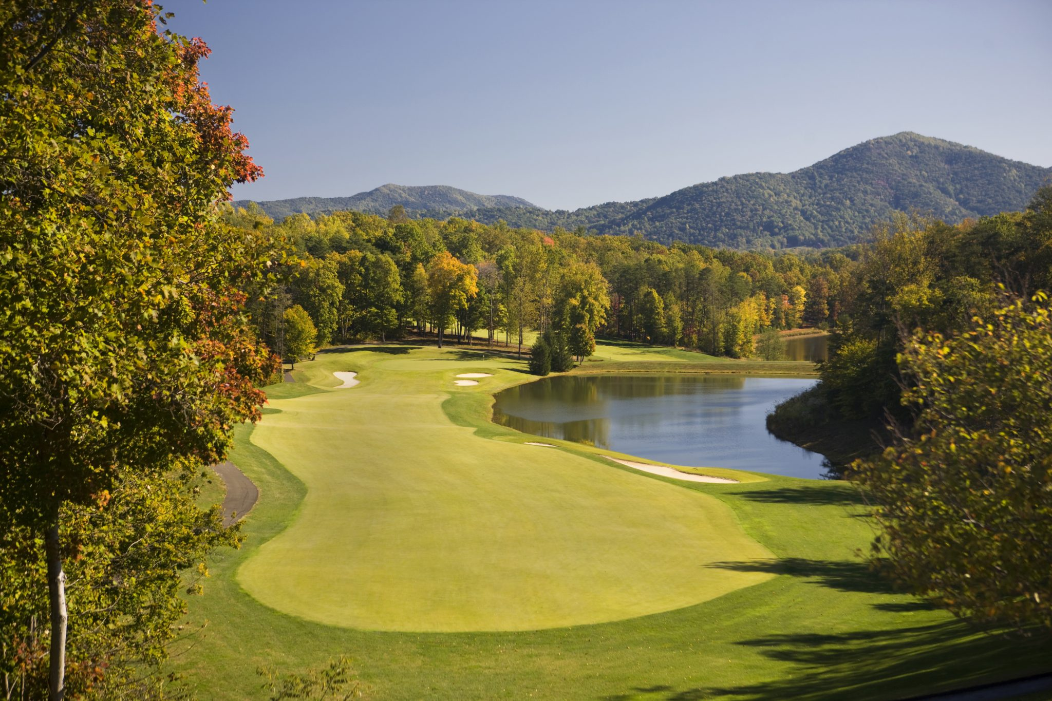Tuckahoe Course at Wintergreen Resort
