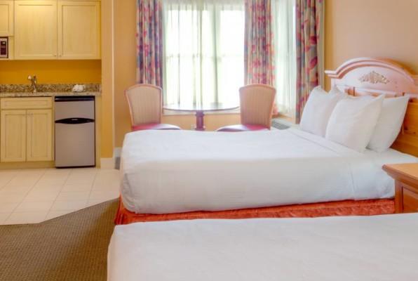 Turtle Cay Resort Standard hotel room