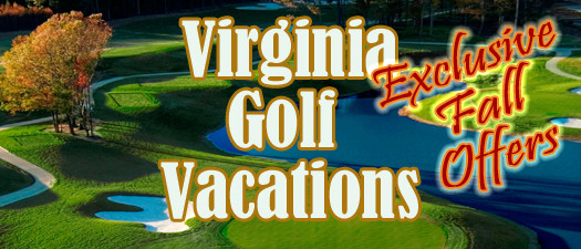 Fall Golf Packages In Virginia