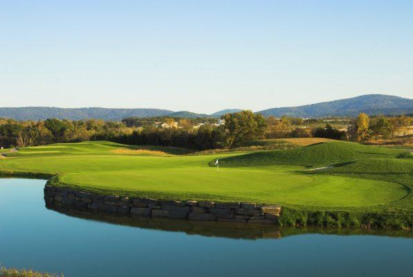 Golf in Front Royal Virginia at Blue Ridge Shadows Golf Club