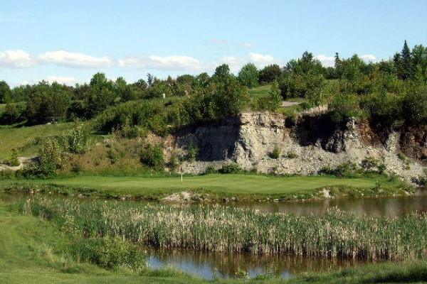 Rock course at Rock Harbor Golf Club