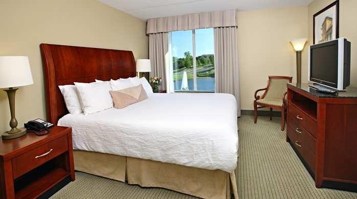 Hilton Garden Inn Charlottesville VA living room