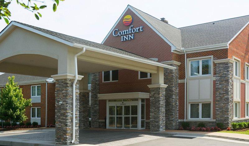 Comfort Inn Williamsburg Exterior