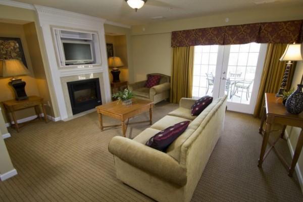 Greensprings Vacation resort at Williamsburg National
