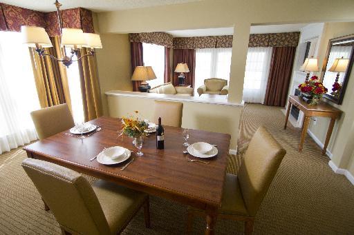 Condo Living room at Greensprings Vacation Resort