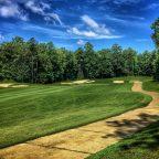 3rd Hole Yorktown Course