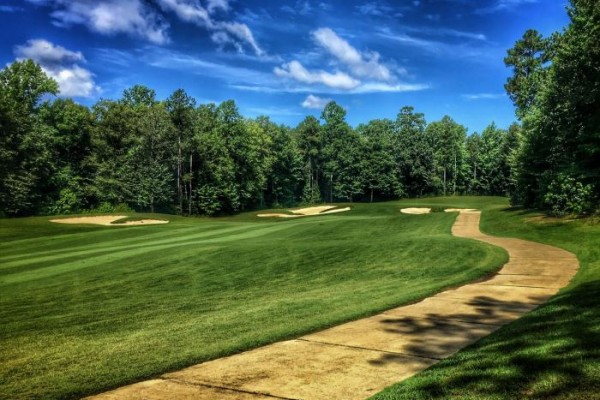 Williamsburg Golf package with Williamsburg National Yorktown Course