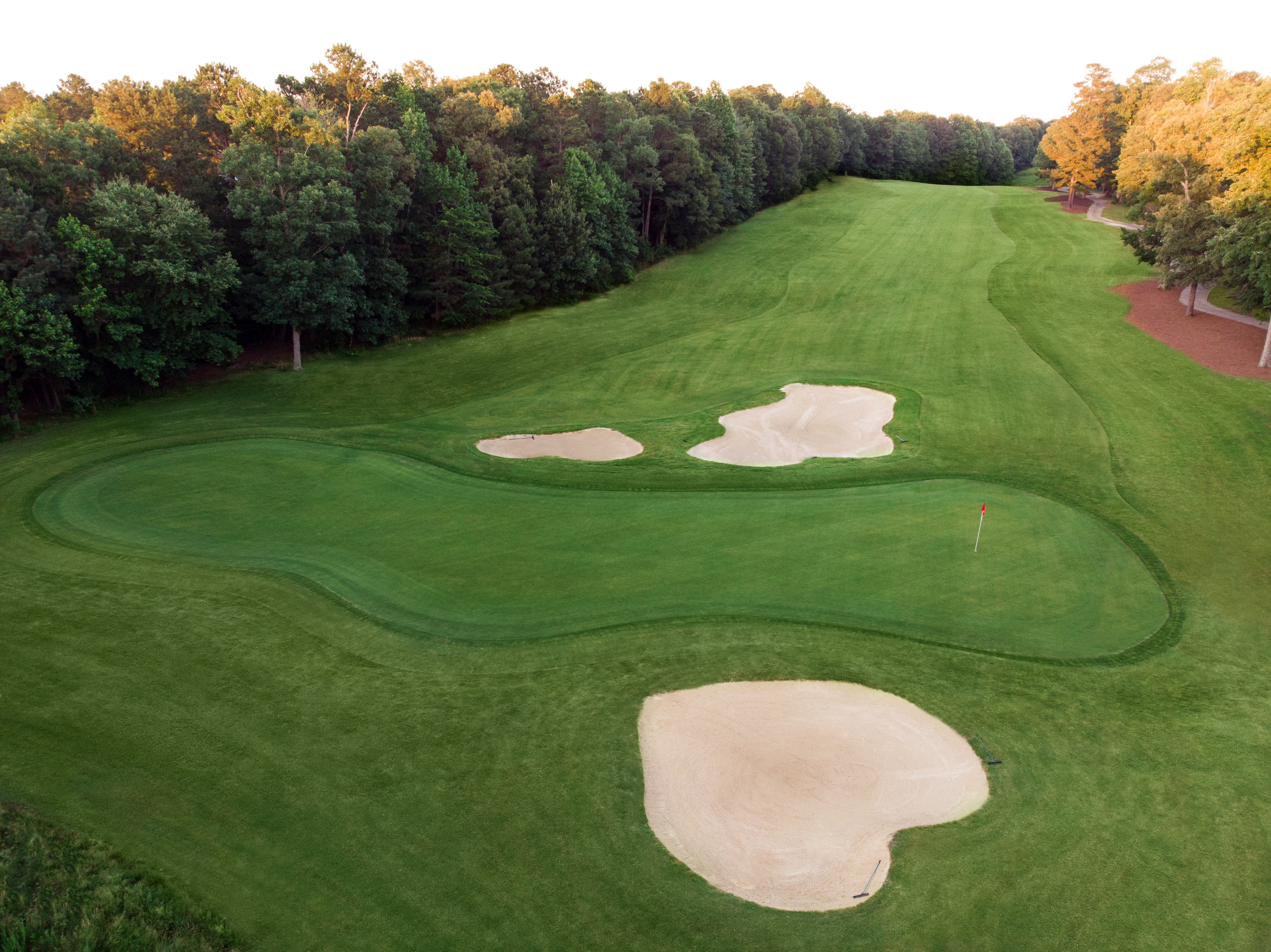 The Jamestown Course