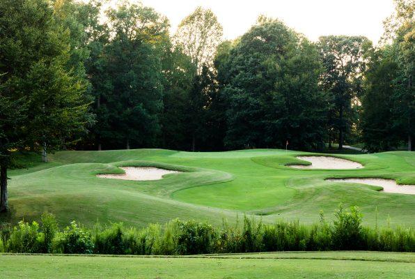 Kiskiack Golf Course