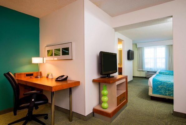 SpringHill Suites Hotel room
